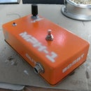 Guitar booster pedal (MPX-1)