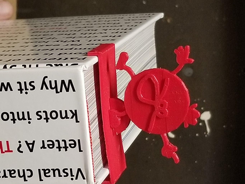 Sturdy Book Marker