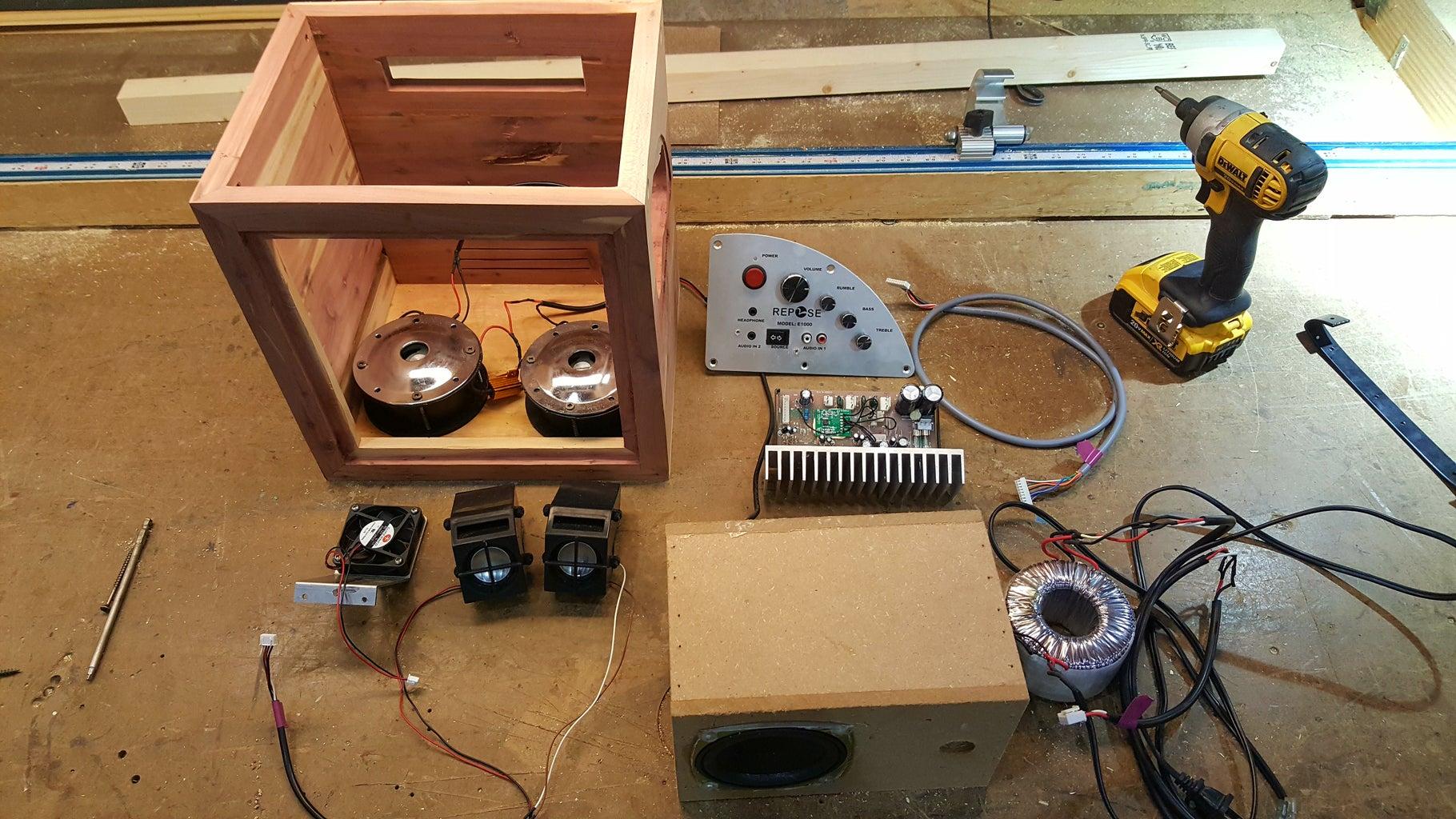 The Speaker System