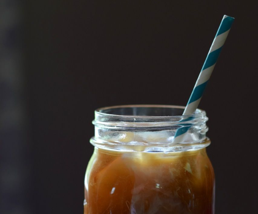 How to Make Cold Brew Coffee + Orange Vanilla & Coconut Pecan Cold Brew Flavors