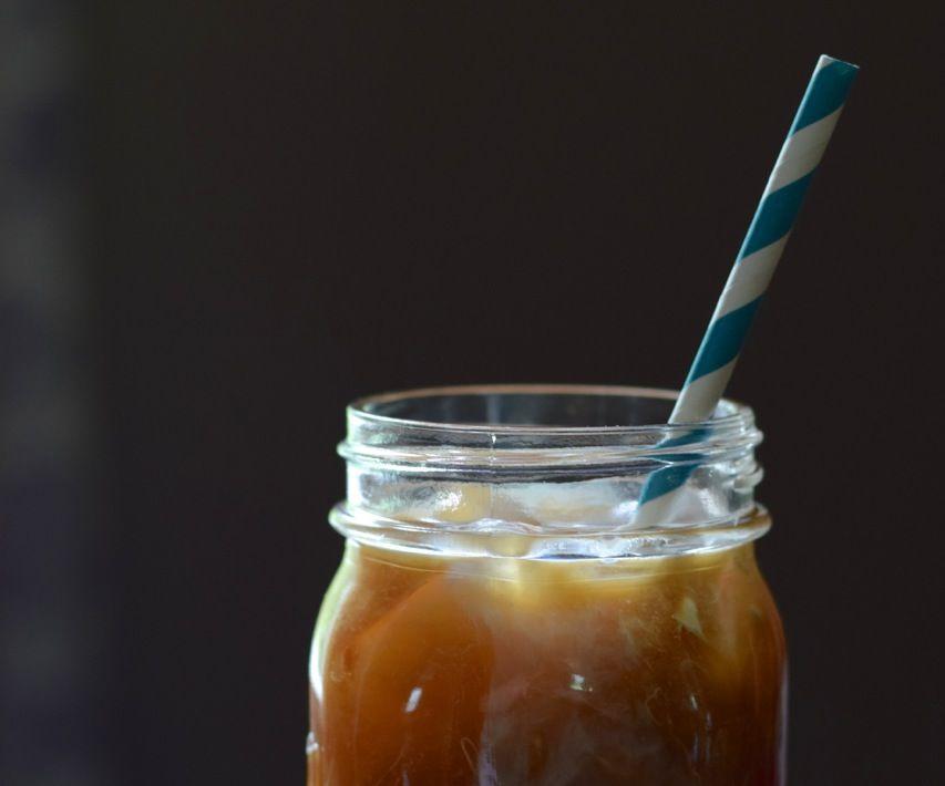 How to Make Cold Brew Coffee + Orange Vanilla & Coconut Pecan Cold Brew Flavors