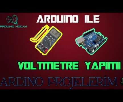 Arduino Voltmeter :)