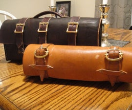 Leather Portmanteau for All Your Storage Needs!