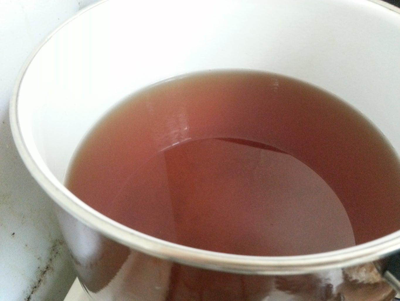 Leaching Acorns (hot Process)