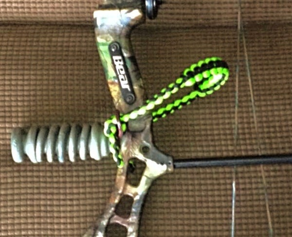 Paracord Bow Sling
