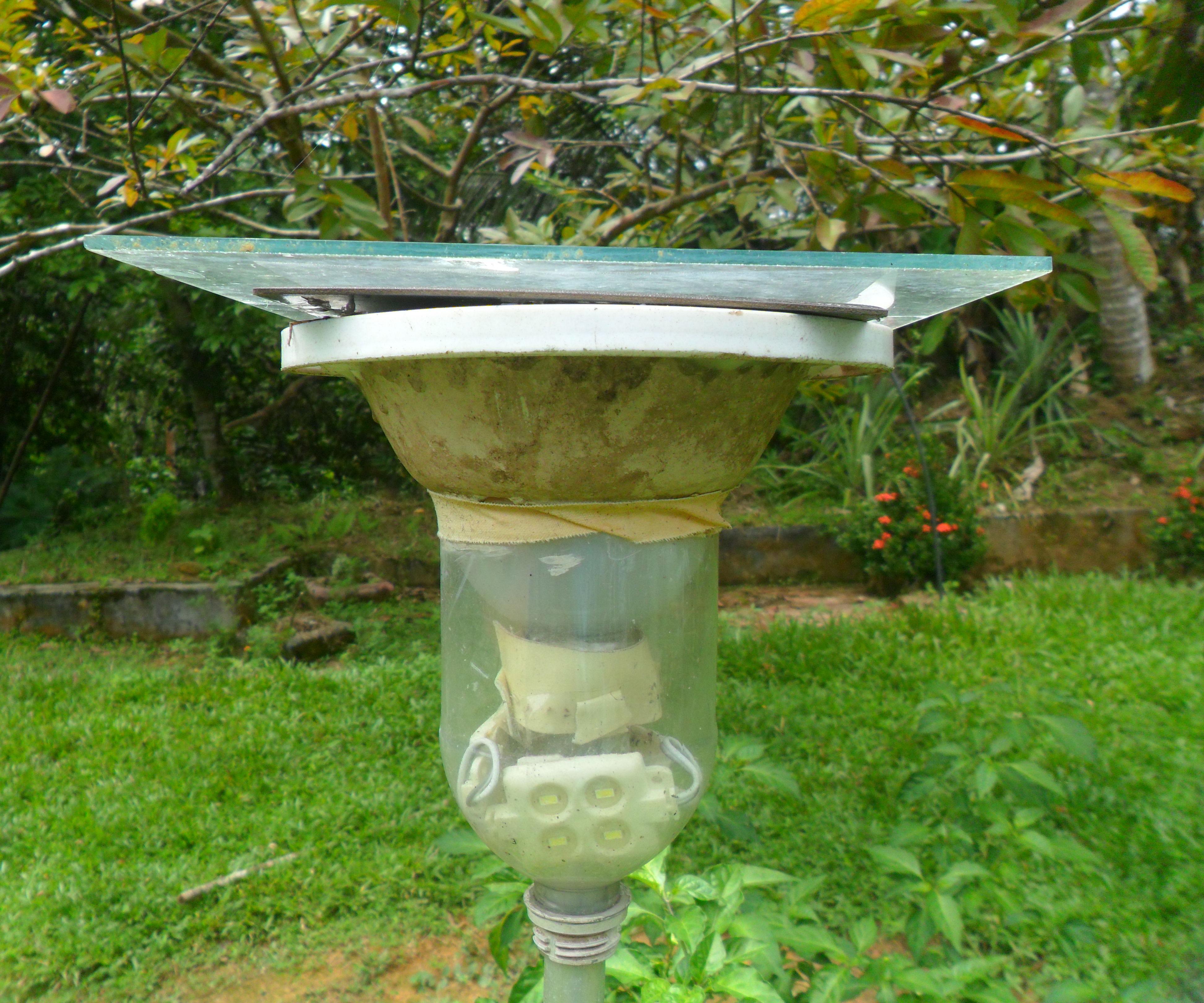 Automative High Power Garden Lamp