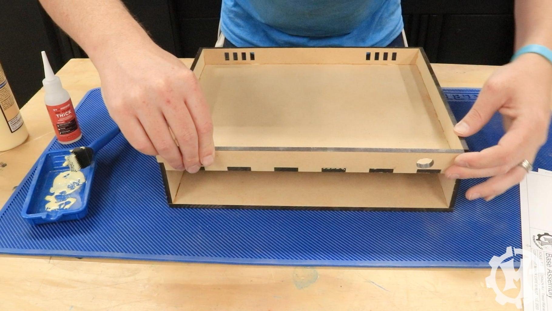 Assemble the Box - Base Assembly