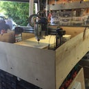 Shopbot Max Dust Box