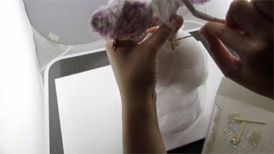 Making the Base (skirt)
