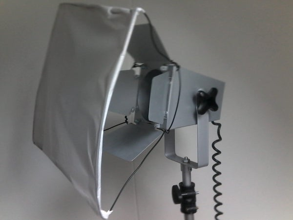 Soft Box - Easy and Cheap