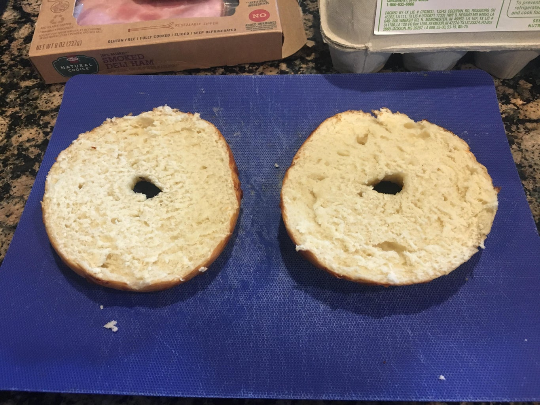 Cut Your Bagel