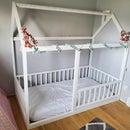 House Shaped Montessori Bed