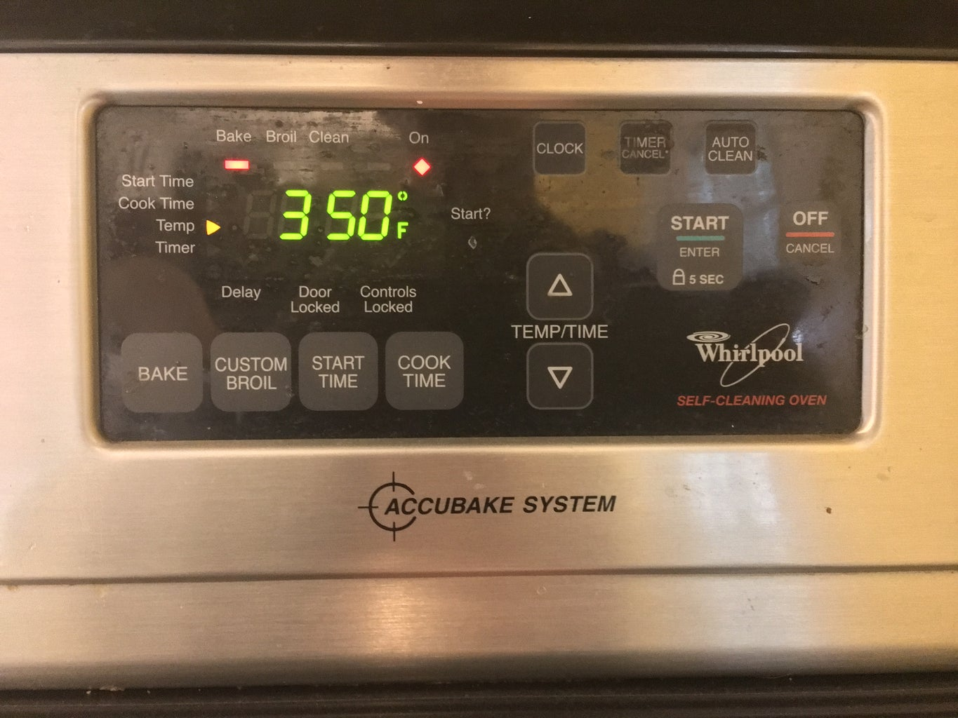 Pre-heat Your Oven!