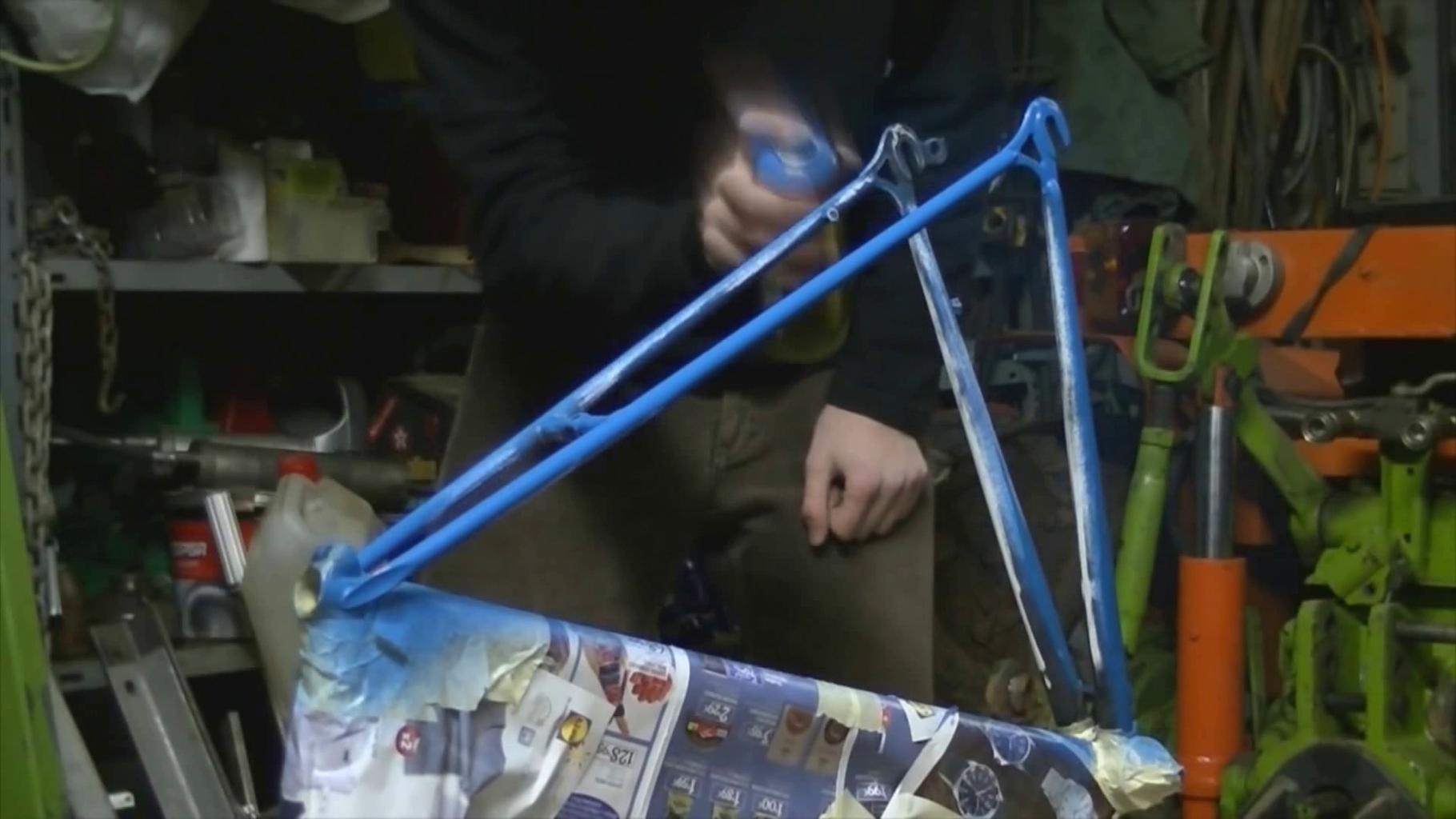 (OPTIONAL) Blue Basecoat-Capa Base Azul
