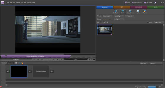 Editing Your Video