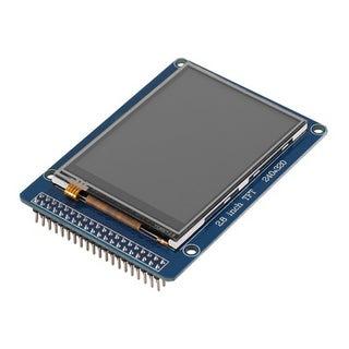 XY MIDI Pad With Arduino and TFT