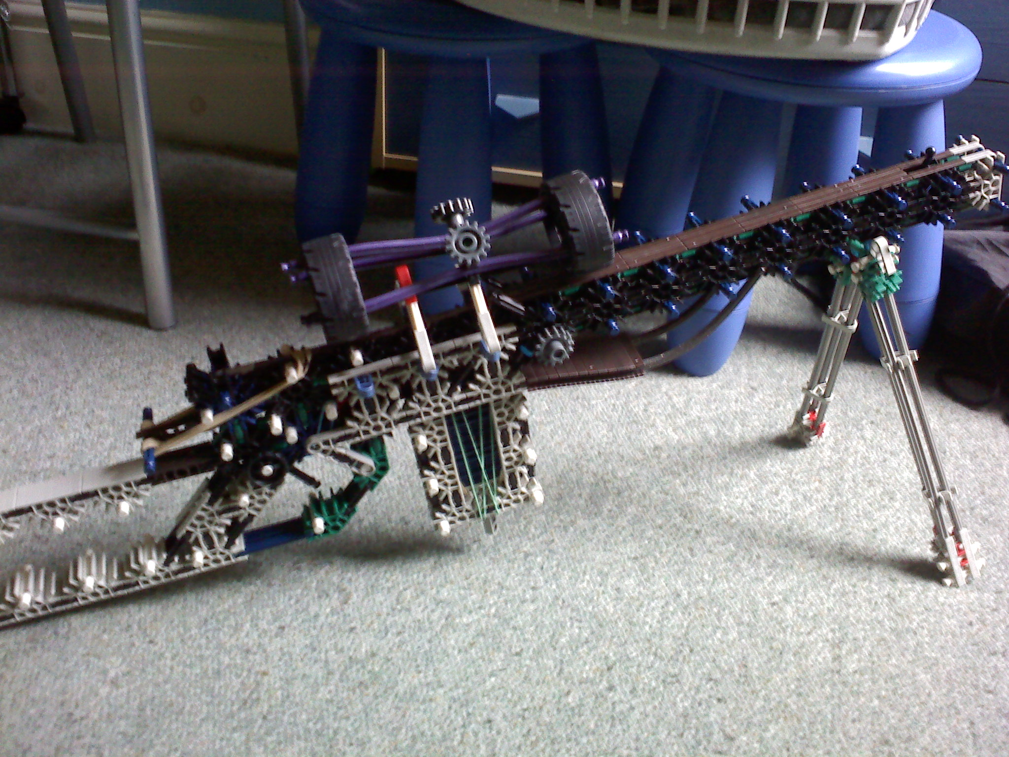Knex: James' Hunting Rifle (JHR)