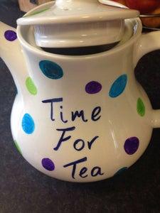 Jazz Up a Teapot