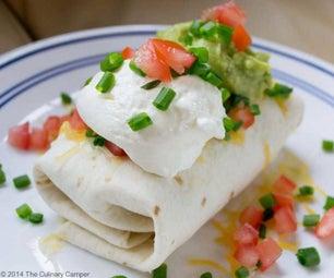 How to Make a Breakfast Burrito