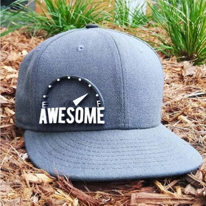 Magnetic Hat Decals