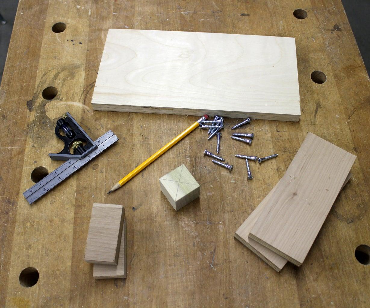 Making the Blocks