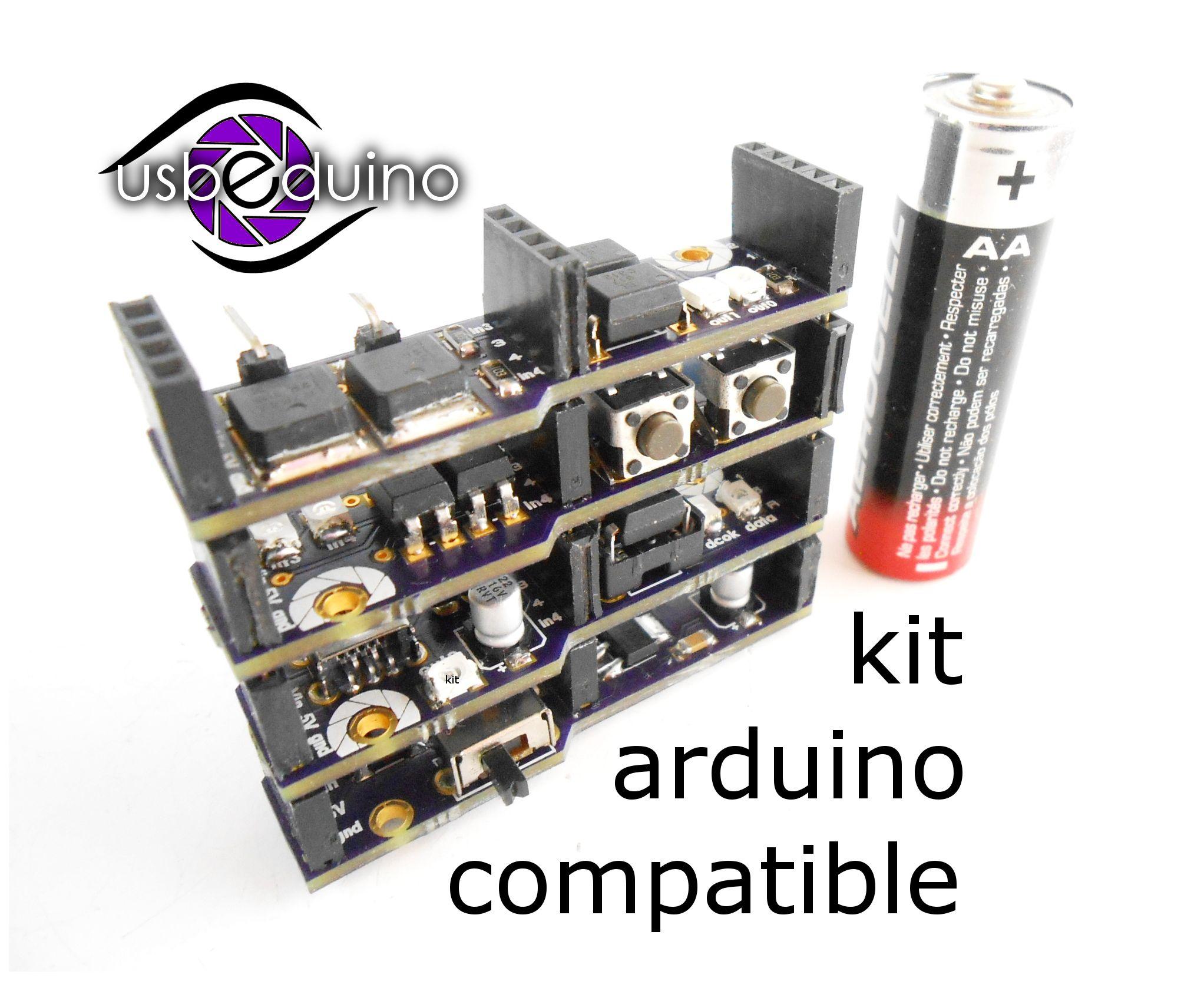 usbeduino The arduino project