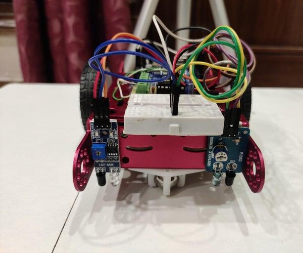 Assembling Robo Kit