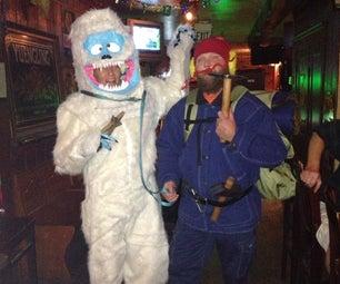 Yukon Cornelius and the Abominable Snowman