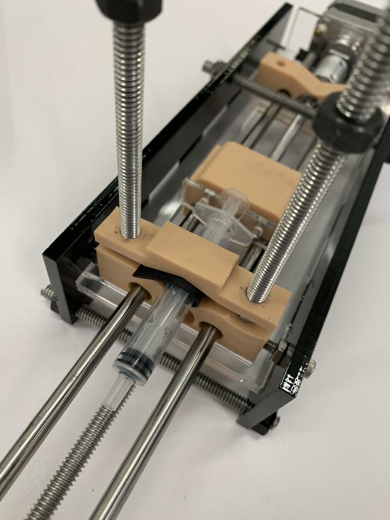 DIY Syringe Pump