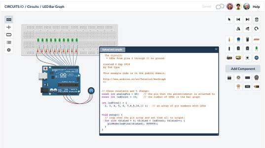 Free Programs : 123D Circuits