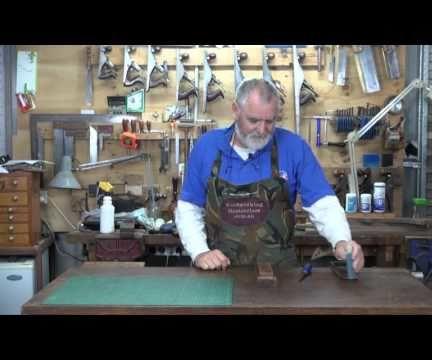 How I Sharpen Chisels
