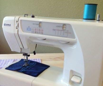 Sewing Machine Quick Fix Guide
