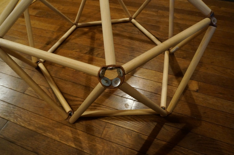 "How to Make a ""PLLWS"" Simple Dome  ""PLLWS""Simple Doomの作り方"