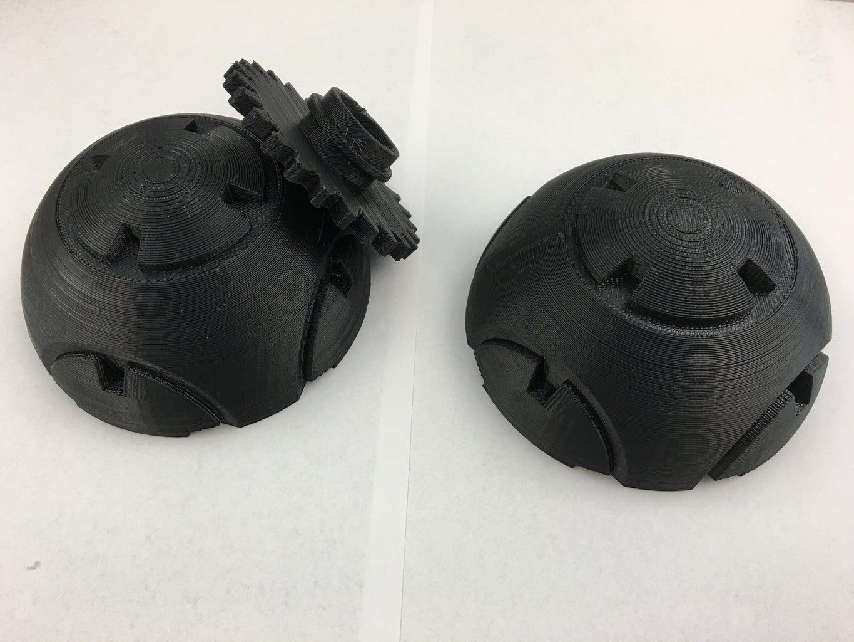 Printed Parts