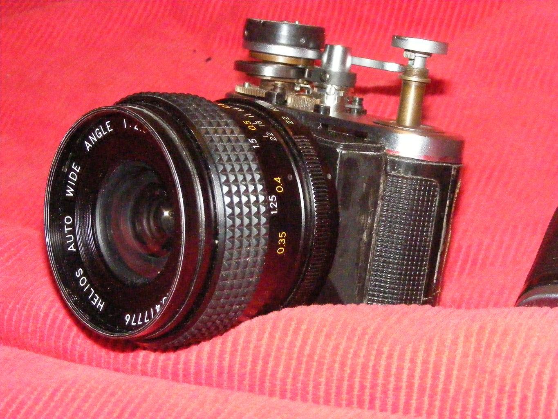 Simple Compact Slit Camera