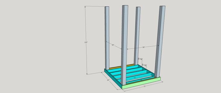 Step 1: Base Frame