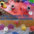 Top-Pot Creatures