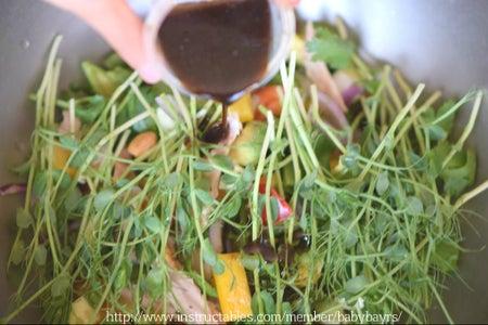 Year-Round Indoor Salad Gardening( Stage I)