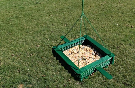 Fill the Feeder With Birdseed