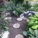 How to instal garden pond