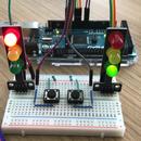 State Machine on Arduino - a Pedestrian Traffic Light