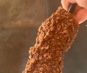 巧克力饼干串