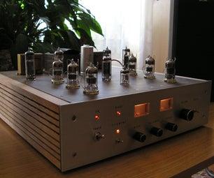 Tube Audio Amplifier
