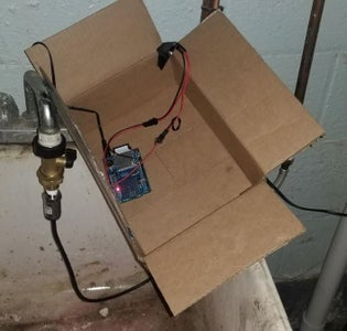 Water Pressure Logger With Arduino