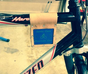 Caltrain Bicycle Station Tag