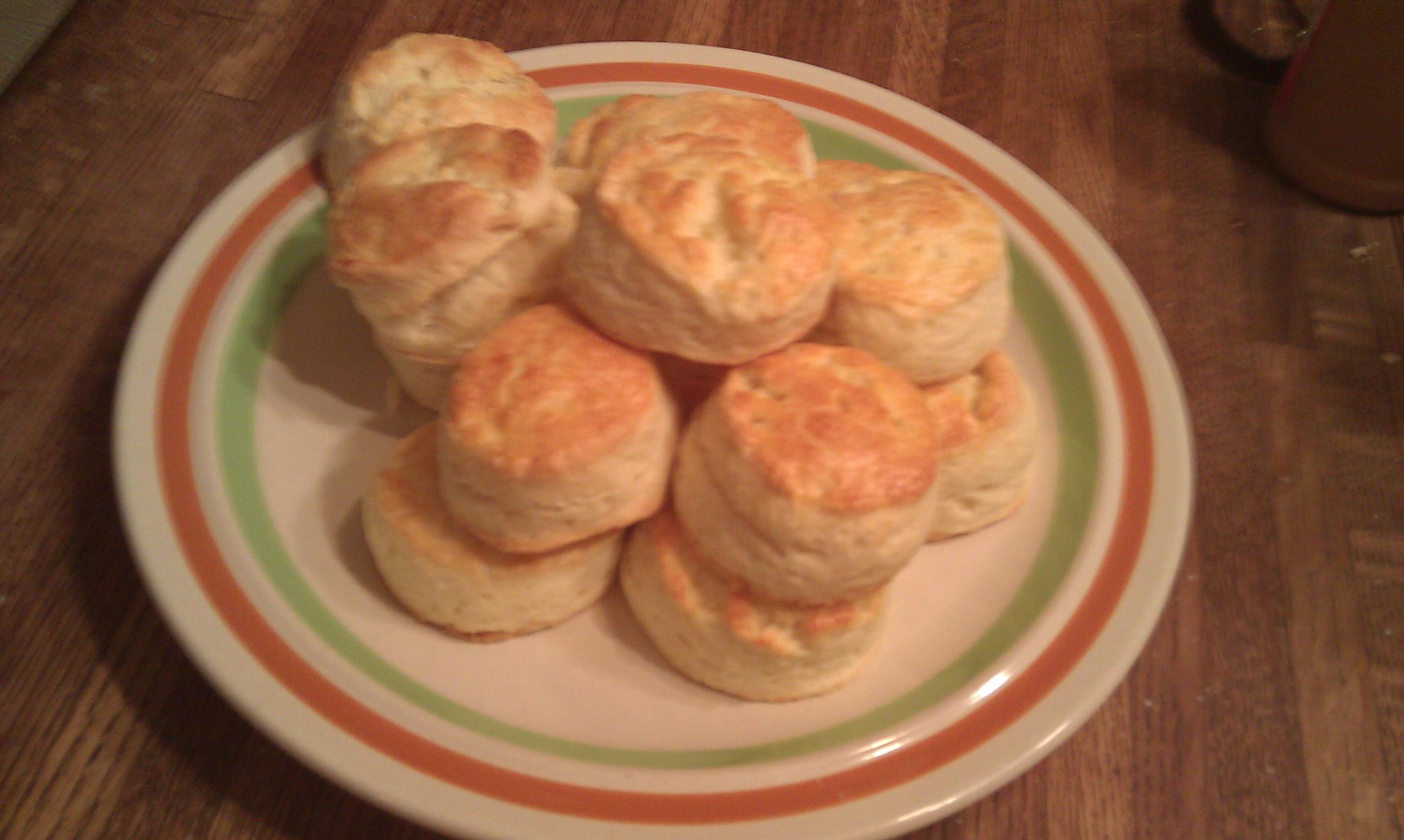 Uber Good Buttermilk Biscuits