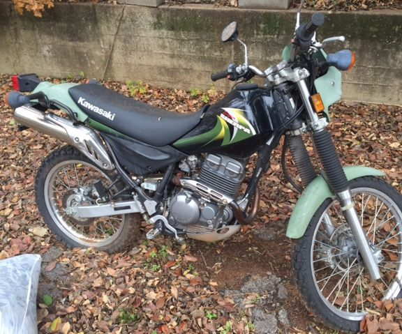 KL250 From Forgotten to Roadworthy (Non-Technical)