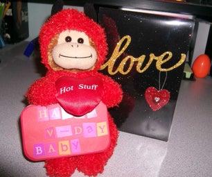 Altoids Tin, Valentines Day Puzzle Gift.