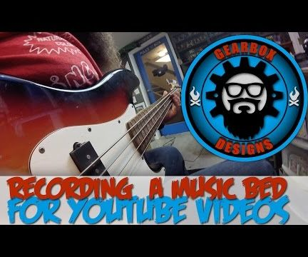 Cheaply Recording Your Own Music for Youtube