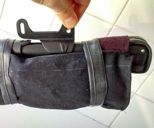 Bike Tool Bag With External Pump